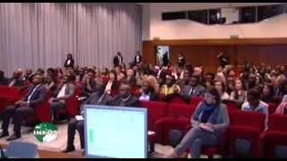EXPO Milan2015: Forum CICC New Generation 20-10-2015 - Reportage Canal 2 International